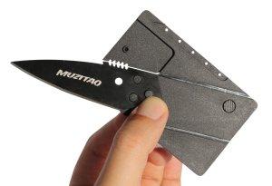 Credit Card Knife 2