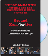 Ground Combatives with Kelly McCann