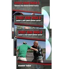 Street Krav Maga II Set
