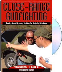 Close Range Gunfighting DVD