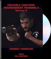 Combat Handgun with Phil Motzer