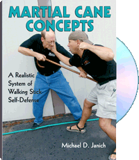 Martial Cane Concepts with Michael Janich