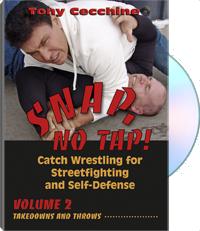 Snap No Tap Self Defense 2