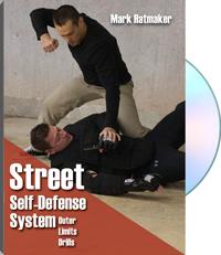 Street Self Defense System 3 with Mark Hatmaker