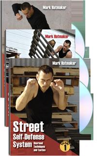 Street Self Defense System Set with Mark Hatmaker