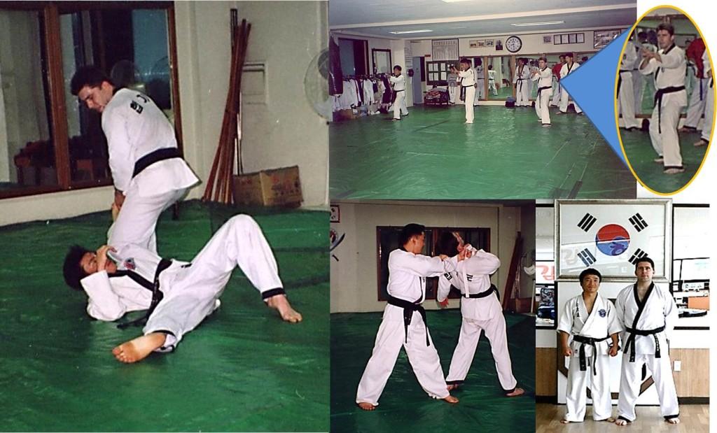 Alain-Burrese-Hapkido-in-Korea